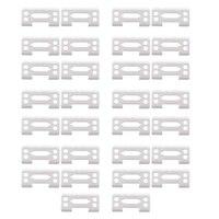 30 pçs 28 dentes zircônia cerâmica clipper lâmina para wahl sênior clipper