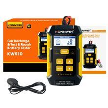 Cargador de batería de coche, Analizador de batería, comprobador de voltaje de batería, Reparación de cargadores de batería de coche, herramienta de Monitor de carga Cricut