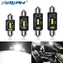 C5w led lâmpada canbus c10w festão led 31mm 36mm 39mm 41mm interior do carro luz dome leitura da placa de licença lâmpada auto 6000k branco 12v