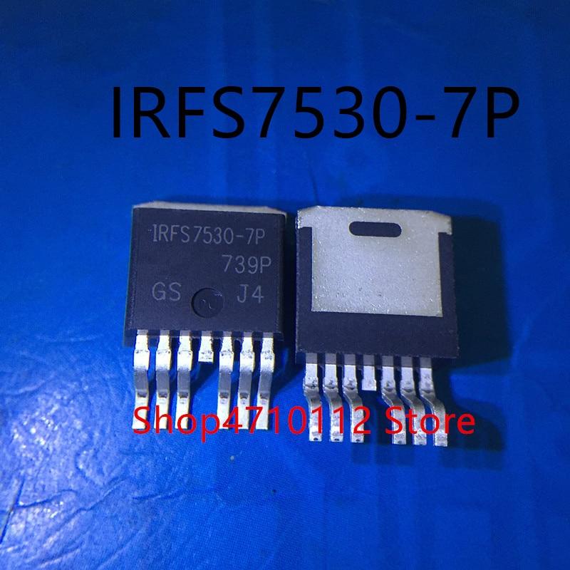 Free Shipping NEW 10PCS/LOT IRFS7530-7P IRFS7530-7PPBF IRFS7530 . IRFS3107-7P IRFS3107 FS3107-7P TO-263-7