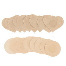 Women Nipple Hiding Pasties Adhesive Nipple Covers Breast Petals Disposable Pads Female Stickers for Nipples Chest 10/50Pcs
