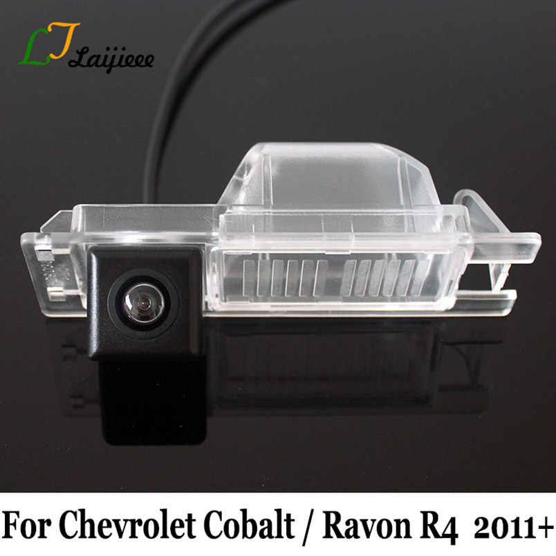 Car Parking Camera For Chevrolet Cobalt 2011~Present / HD CCD Night Vision Auto Backup Rear Camera For Ravon R4 2011~2019
