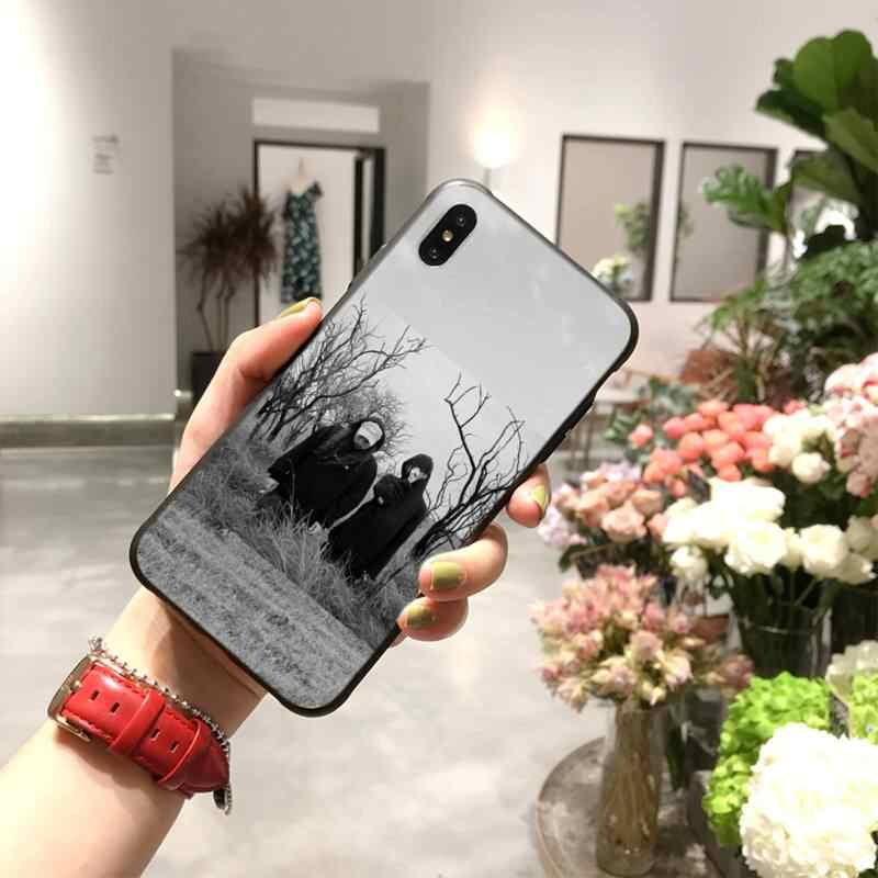 NBDRUICAI FTP $uicideboy$ uicideboy Suicideboys DIY Painted Phone Case for iPhone 11 pro XS MAX 8 7 6 6S Plus X 5S SE XR case