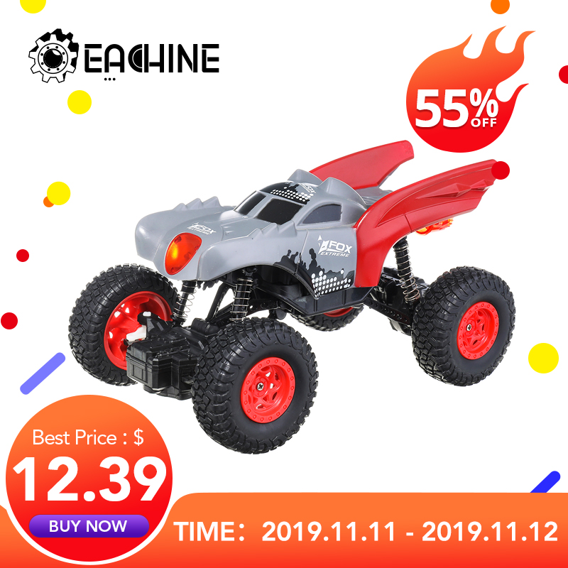 Eachine EC04 1/20 2.4G RWD RC Car Electric Off-Road Climbing Vehicle RTR Remote Control Car Model Kids Toy Car