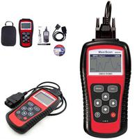 Car Diagnostic Tool Car Diagnosing Instruments Car Code Reader Automobile Scanning Tool OBD2/OBDII Real time Data