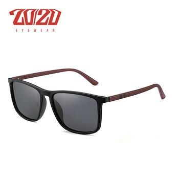 20/20 Design Brand New Polarized Sunglasses Men Fashion Trend Accessory Male Eyewear Sun Glasses Oculos Gafas PL400 7