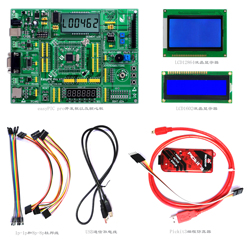 EasyPIC Pro Learning Evaluation Development Board Package A with DsPIC33FJ128MC706 Core Board