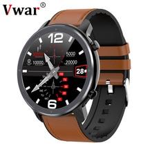 Vwar 2020 L11 Smart Watch Men 1.3 Inch Full Touch Screen IP6