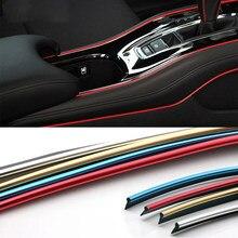 Bandes de ligne 3D décoratives pour Volkswagen, pour Volkswagen VW Golf 4 6 7 GTI Tiguan Passat B5 B6 B7 CC Jetta MK5