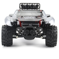 1:18 48KM/H 2.4G Kids Big Tire Climbing Gift Truck Remote Control Model Electric Toys Off Road Machines RC Car Vehicle