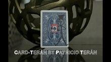 Cartão-Teran por Patricio Teran, Truques de Mágica