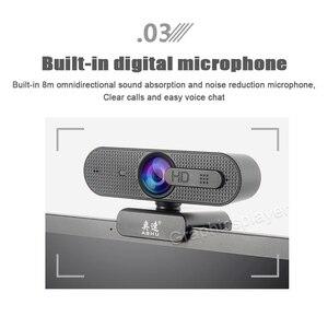 Image 3 - 1080P 웹캠 HD 카메라 내장 HD 마이크 1920x1080p USB 비디오