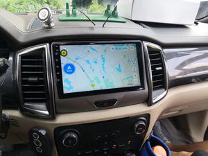Image 2 - Android car stereo for Ford Ranger T6 2016 2017 2018 2019 2020 radio navigation GPS Multimedia Player headunit