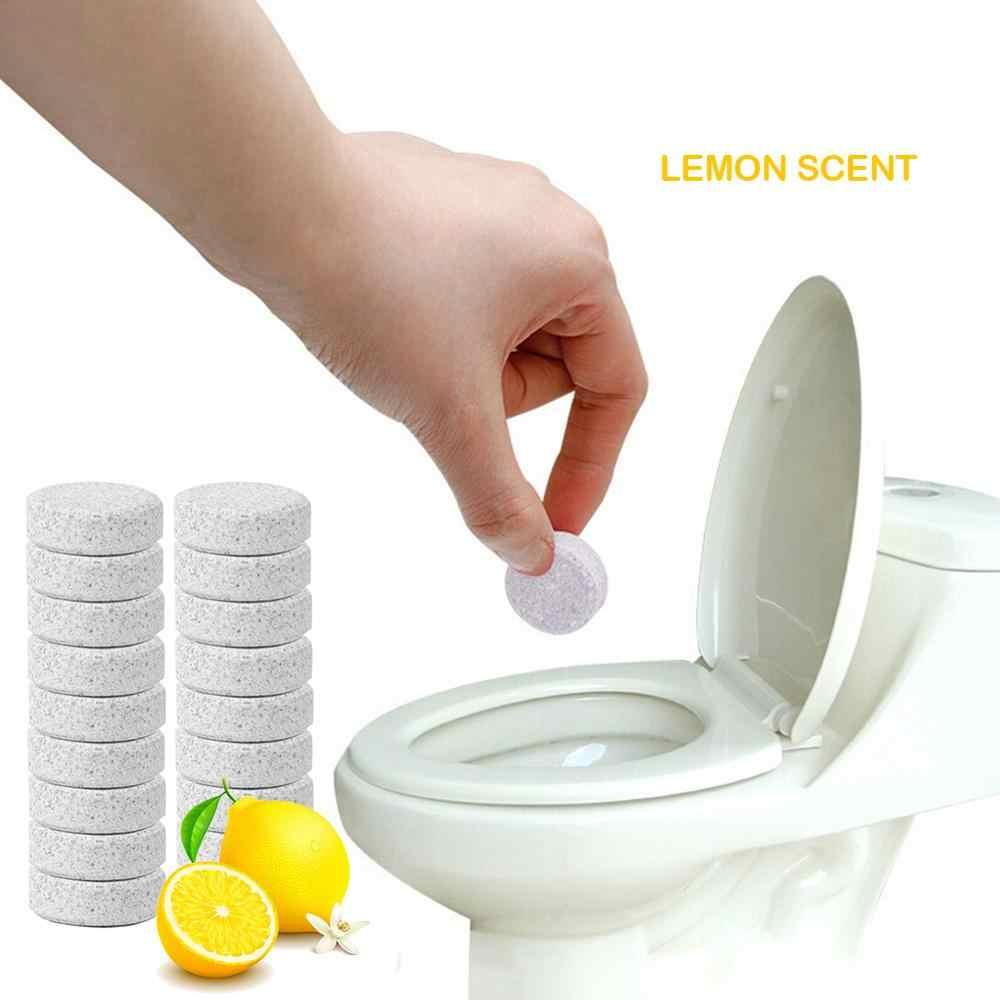 متعددة الوظائف فوارة منظف رشاش 1 قطعة = 4L المياه التركيز المنزل تنظيف منظف مرحاض أقراص الكلور