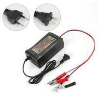 Display lcd carregador inteligente rápido chumbo ácido carregador de bateria 12 v 6a rápido carregador de bateria para unidades de carregamento da bateria da motocicleta do carro -