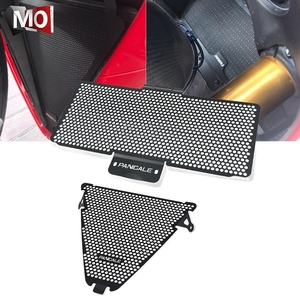 Radiator Covers Oil Cooler Cooling Protector For DUCATI Panigale V2 1299 1199 959 899 Motorcycle Radiator Grille Guard Cover