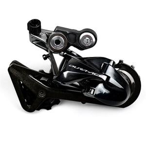 Image 5 - SHIMANO R9100 Groupset DURA ACE R9100 9000 Derailleurs כביש אופניים 11 25 11 28 11 30T 50  34 52 36 53 39T 165 170 172.5 175mm