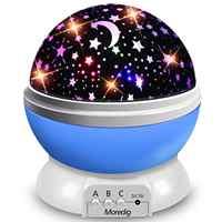 Glow In The Dark Neue Ankunft Spielzeug LED Nachtlicht Leucht Spielzeug Romantische Sternen Himmel Projektor USB Geburtstag Party Spielzeug für Mädchen