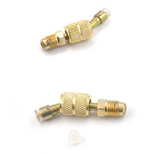 Gold stable r410a gauges hose adapter conditioner air conditioning