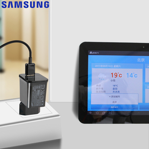 Image 3 - 삼성 갤럭시 N5100 N5110 갤럭시 노트 8.0 탭 2 P5100 P1010 P7300 P1000 P3100 N8000 용 원래 적응 형 태블릿 고속 충전기