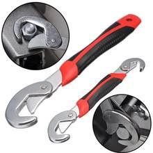 KALAIDUN Multi-Funktion 2 stücke Universal Schlüssel Einstellbarer Griff Wrench set 9-32mm ratsche Spanner hand werkzeuge