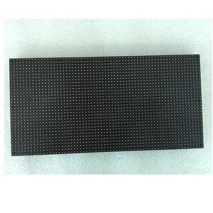 Image 2 - 64x32 مصفوفة البواعث الضوئية علامة RGB P4 LED وحدة الجدار الفيديو P2.5 P3 P4 P5 P6 P8 P10 شاشة للأماكن المغلقة كامل اللون عرض