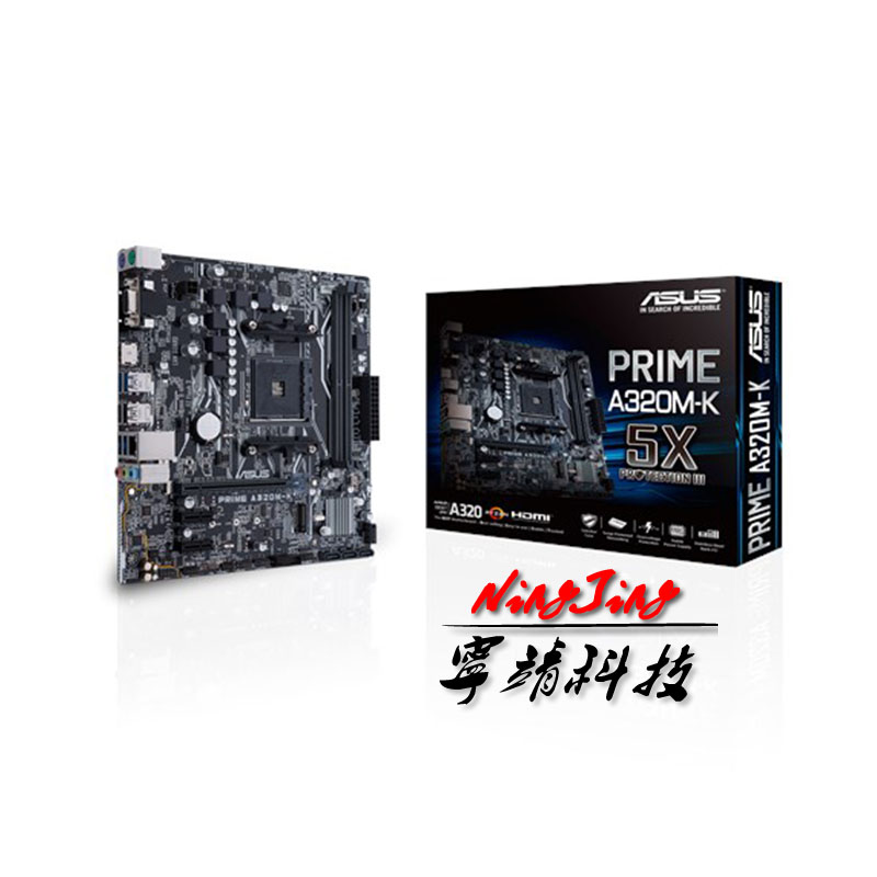 ASUS PRIME A320M K A320M AMD A320 DDR4 3200MHz, 32Gb/s M.2, HDMI, SATA 6Gb/s, USB 3.0 can support R3 R5 R7 R9 Desktop CPU|Motherboards| - AliExpress