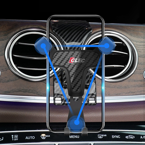 Image 2 - Держатель для Mercedes Benz E Class W213 2017 2018, держатель для телефона с креплением на вентиляционное отверстие для Mercedes Benz E CLASS 2019