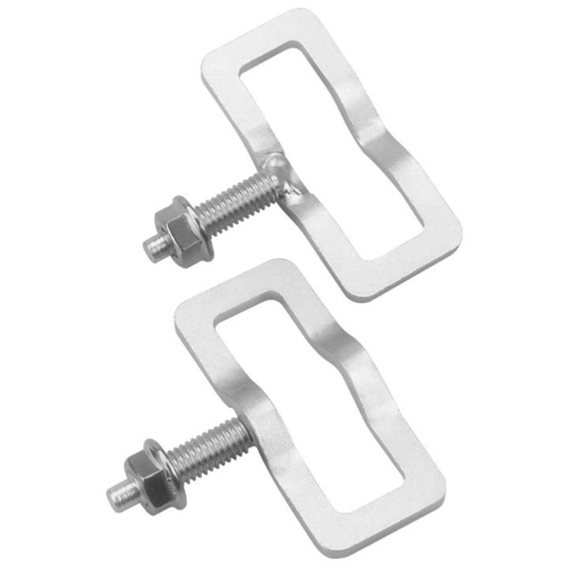 Exhaust Manifold Repair Kit Studs Clamp For Ford Truck Auto Replacement Part