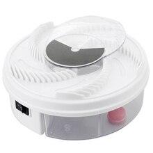 Электрическая эффективная ловушка для мух, устройство для борьбы с вредителями, ловушка для мух, ловушка для ловли артефактов