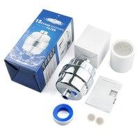 Высококачественный фильтр для воды для душа 15 сценический домашний душ для ванной насадка для душа фильтр для воды очиститель кожи Уход за ...
