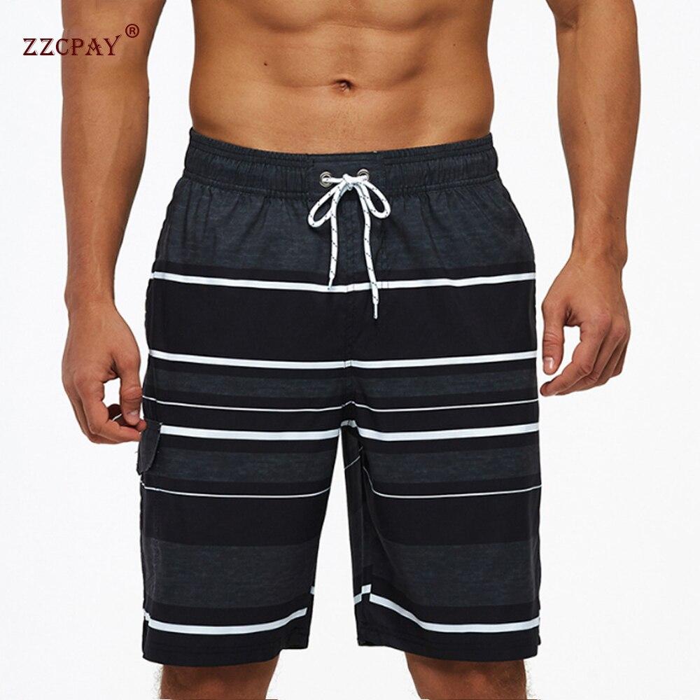Été plage pantalons courts maillot de bain hommes nager course maillots de bain volley-ball hommes sport Surffing Shorts plage grande taille 4XL