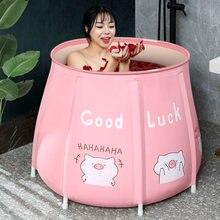 Складная Ванна для взрослых ванна на все тело нейлоновая ткань