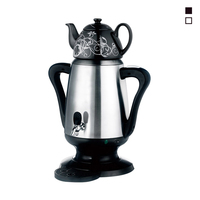 4L Stainless Steel Electric Ceramic Kettle 1800W Large Size Capacity Household Samovar Adjustable Temperature Tea Pot Sonifer