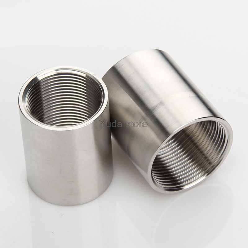 1PC 304 Stainless Steel BSP 1/8