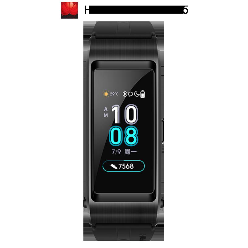 Original Huawei TalkBand B5 Talk Band B5 width Bluetooth Smart Bracelet Sports Wristbands Touch AMOLED Screen Call Earphone Band|Smart Wristbands| - AliExpress