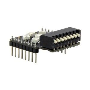 Image 5 - LILYGO®TTGO T OI ESP8266 Chip recargable 16340 soporte de batería y T OI WS2812 RGB placa de expansión