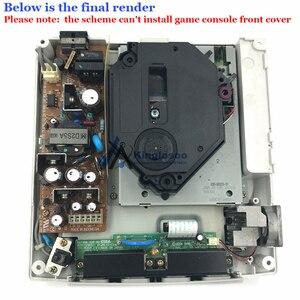 Image 5 - Napęd dysku twardego mod gry dla Sega Dreamcast DC konsola HDD gry darmowe 120 sztuk gier