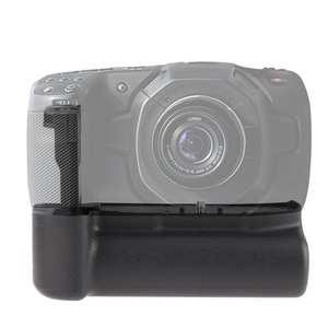 Holder-Pack Camera Battery-Grip-Handle Blackmagic for BMPCC 4K 6K Cinema Vertical Professional