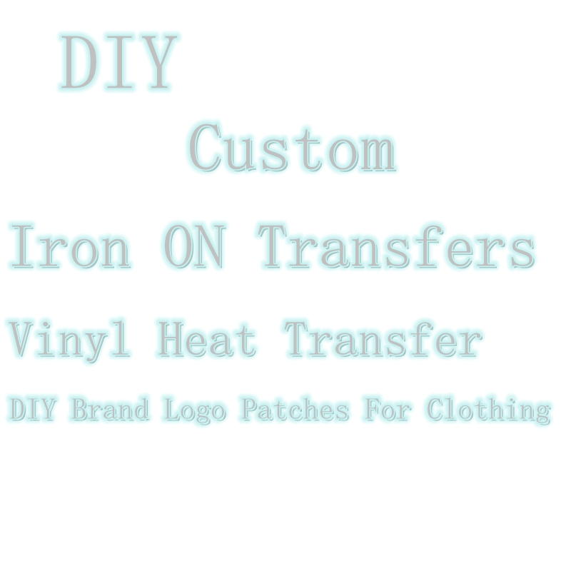 Термонаклейки для одежды термонаклеек нашивка с логотипом бренда на заказ заплатка трансферт thermocollants аппликации с полосой