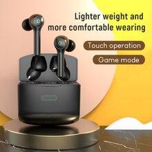 Touch TWS Earphone Bluetooth Wireless Headphones Earphones Handsfree Headset Gam
