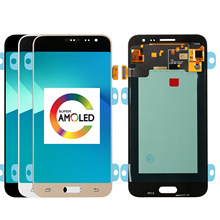 5.0 inch Super AMOLED LCDs For Samsung J3 2016 SM-J320 J320F J320H J320M J320FN LCD Display With Touch Screen Digitizer Assembly(China)