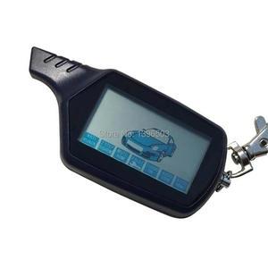 10 PCS/Lot B6 2-way Lcd Remote