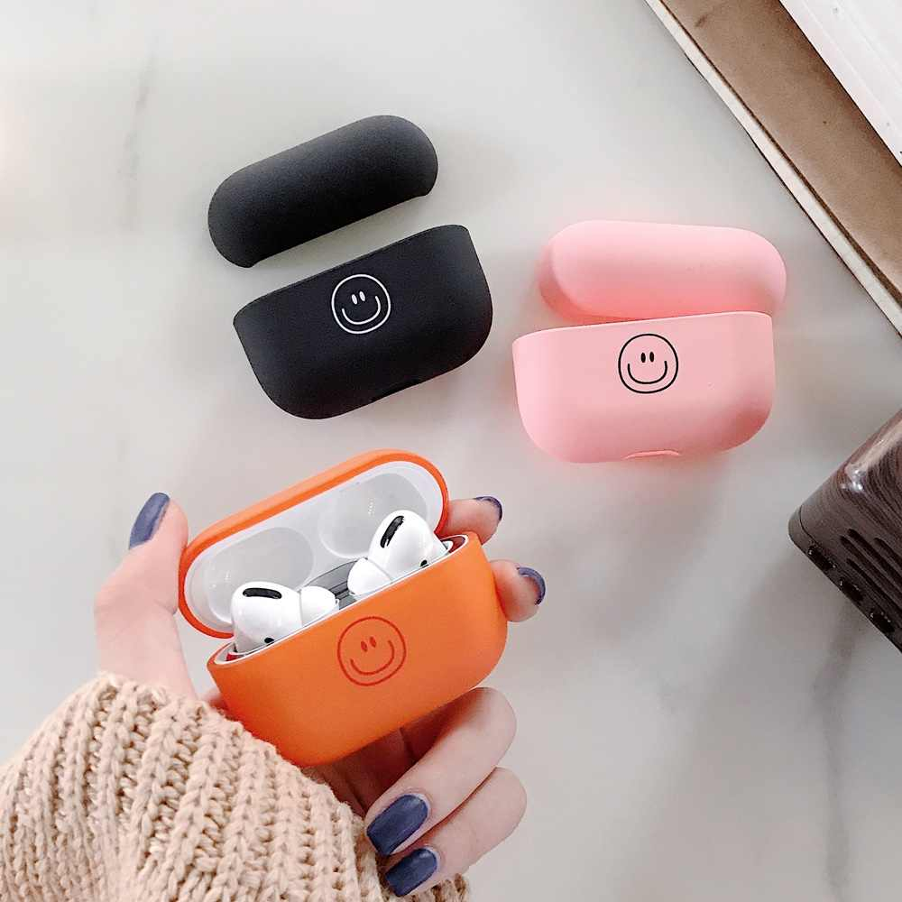 Pasangan Lucu Case untuk Apple AirPods Pro Case Nirkabel Bluetooth Case untuk Airpod 3 Kotak untuk Udara Pods Pro kartun Funda Coque