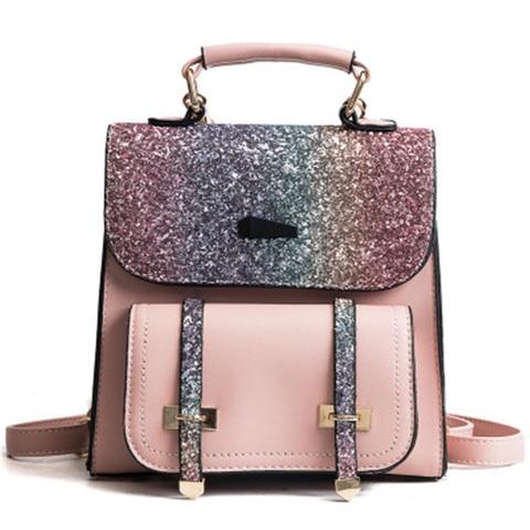 Новинка 2020 модный студенческий рюкзак Корейская версия дорожная