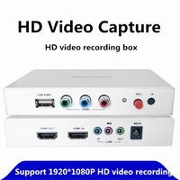 HDMI Video Record Box For Computer Components Mini TV BOX Game Recording 1920*1080P HDMI Video