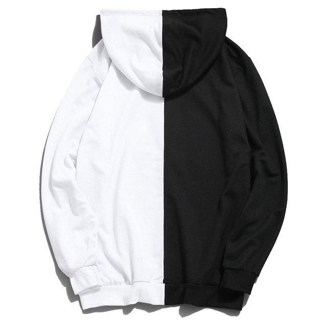 Summer Anime Demon Slayer Men's Sportswear Hoodie Tanjiro Print Printing Double Color Hoodies Sweatshirt Harajuku Thin Clothing 2