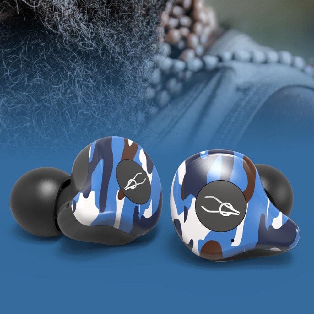 Ouvido Bluetooth 5.0 Fone de Ouvido Música