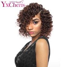ombre braiding hair extensions deep wave braids Bohemian