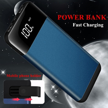 Real 10000mAh Powerbank Mobile Battery Portable Charger Poverbank External Battery Power Bank for Xiaomi Poverbank Pover Bank все цены